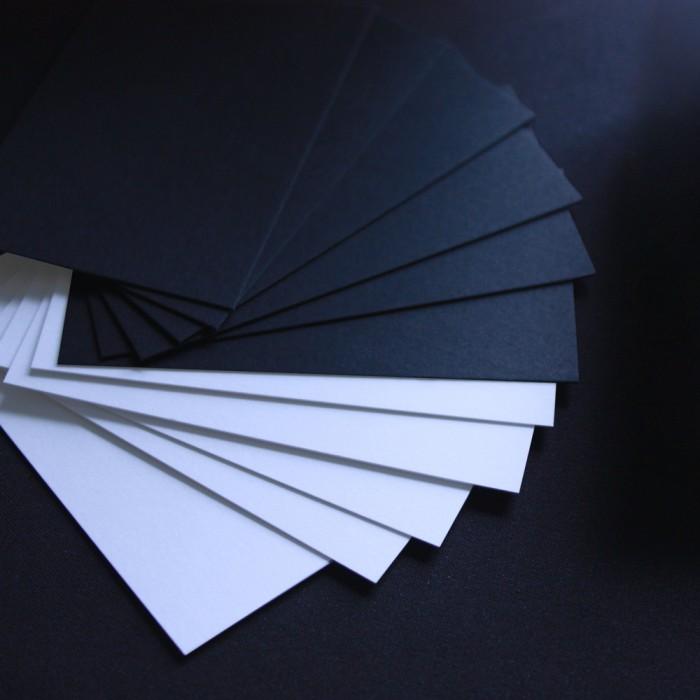 超純黑卡(400g)