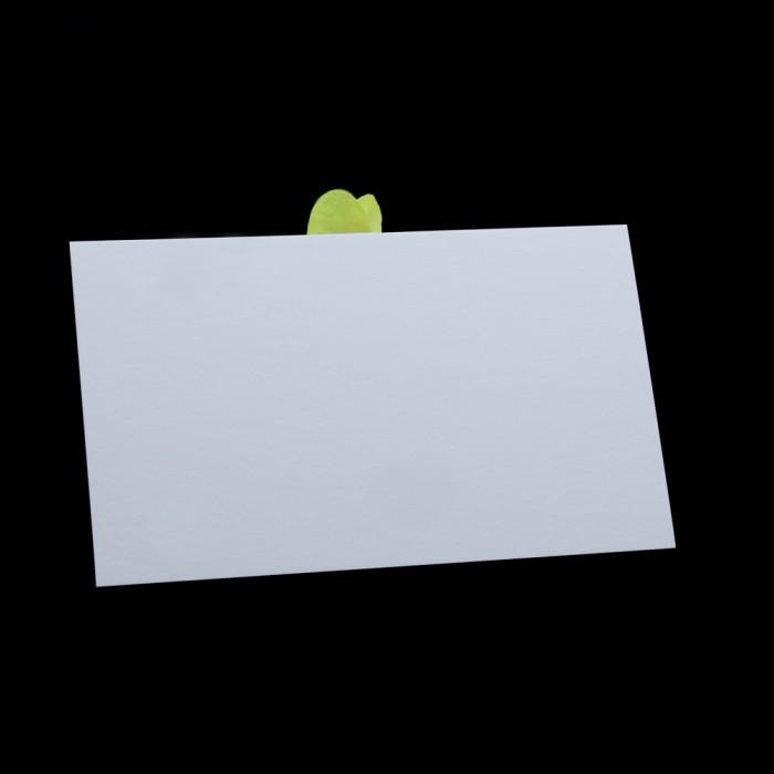 厚身荷蘭白咭片480g