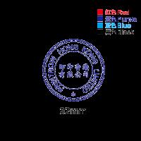 原子印章-公司圓印章32mm